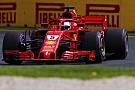 Vettel et Räikkönen s'en contentent...