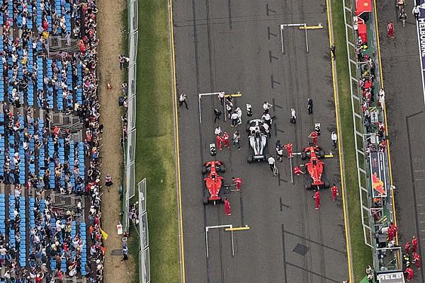 Formel 1 Analyse Formel 1 2018: Die Qualifying-Duelle in Melbourne