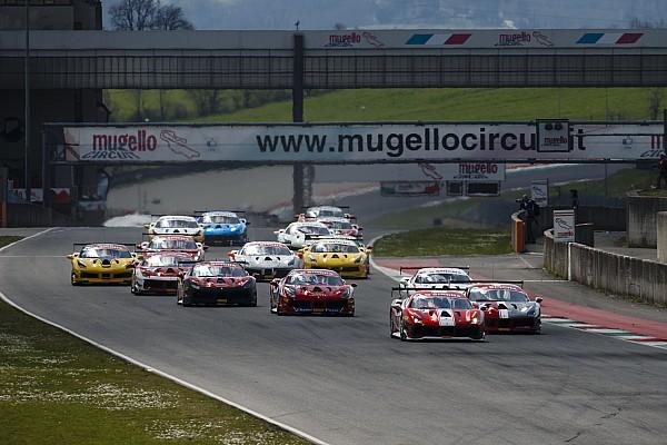 Ferrari Gara Ferrari Challenge Europe: festa al Mugello per Nielsen, Froggatt, Prinoth e Mattson