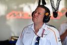 Brown: McLaren 2018'de podyuma çıkabilir