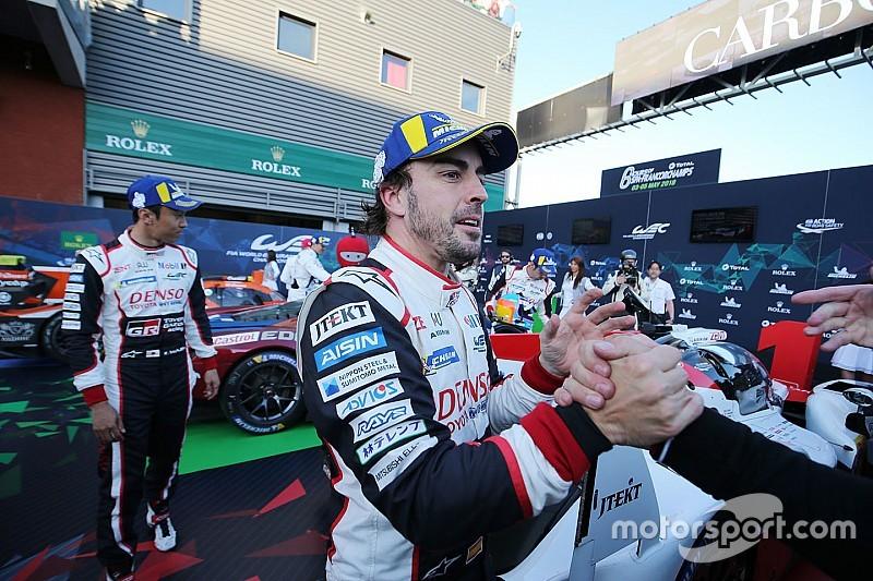 Alonso quiere mucho más: