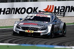 DTM Prove libere Lausitzring, Libere 1: Wehrlein e Mercedes subito al top