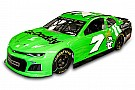 NASCAR Cup Рождение ливреи: как окрашивают машины в NASCAR
