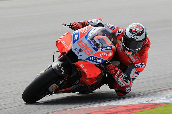 Ducati plant nieuwe kuip voor Buriram-test