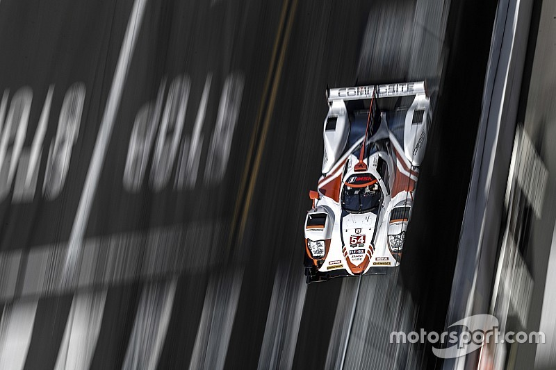 IMSA deletes Long Beach, Detroit from LMP2 schedule