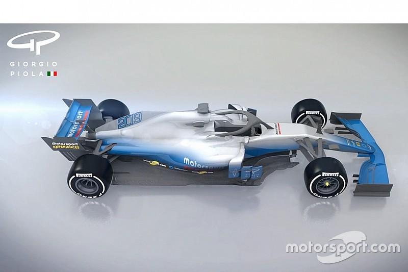 À quoi ressembleront les F1 en 2019?