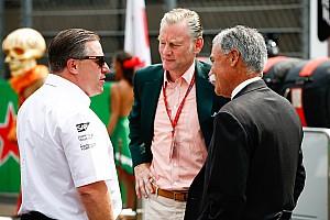 Brown: Conversas entre times e F1 não podem ser destrutivas