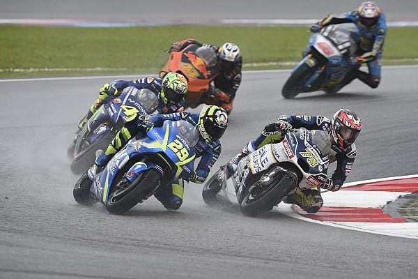 MotoGP Baz préfère être tombé après s'être amusé plutôt que de finir dernier