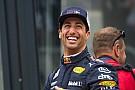 """Ricciardo: """"Concurrentie probeert druk bij ons te leggen"""""""
