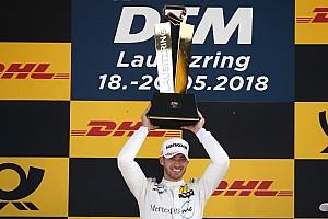DTM Reaktion Endlich am Ziel: Mortaras erster DTM-Sieg mit Mercedes