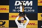 DTM Endlich am Ziel: Mortaras erster DTM-Sieg mit Mercedes