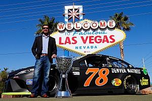 NASCAR News Martin Truex Jr. für wohltätiges Engagement ausgezeichnet