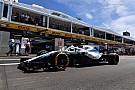 Formula 1 Sirotkin explains Force India pit mishap