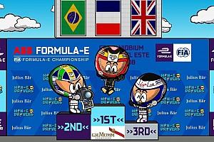 Fórmula E Artículo especial Vídeo: el ePrix de Punta del Este 2018, por 'MinEDrivers'