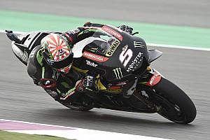 MotoGP Qualifiche Zarco fa il record della pista e si prende la pole a Losail. Petrucci 3°