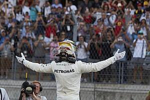 Fórmula 1 Artículo especial Lo que necesita Hamilton para ser campeón en México
