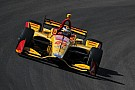 Andretti Autosport dominates IndyCar test at Iowa