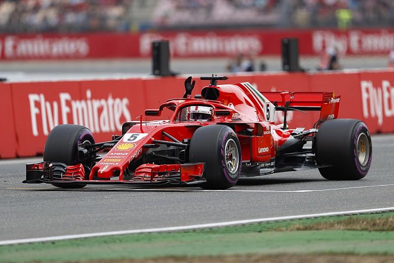 Vettel sabía que podía ganar la pole en Alemania