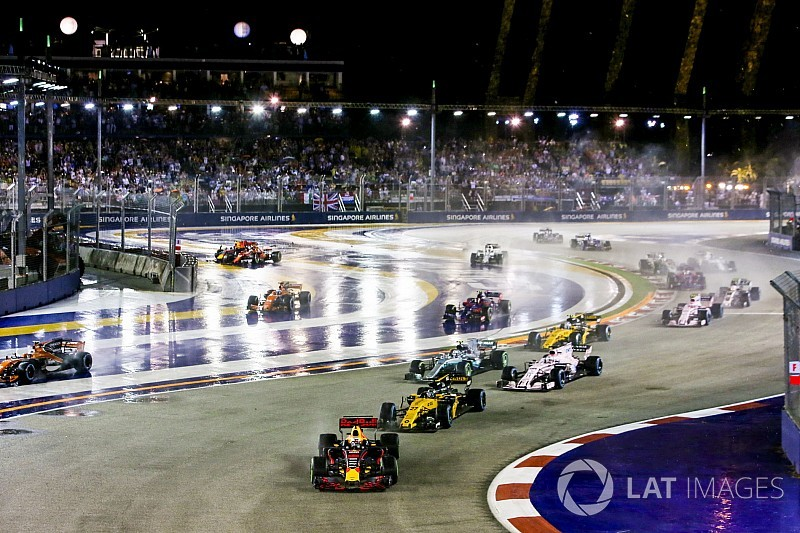 Why Singapore is one of F1's most important races