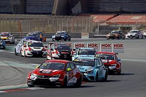 TCR Репортаж з гонки TCR в Абу-Дабі: Оріоль переміг в першій гонці, Верне - чемпіон