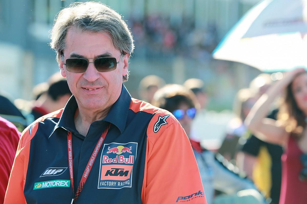 KTM: Pembalap F1 bisa diganti dengan boneka