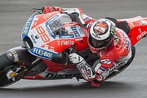 MotoGP Reactions Demi kenyamanan, Lorenzo butuh fairing aerodinamika