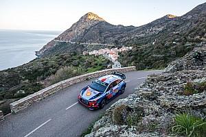 На етапі WRC на Корсиці докорінно зміниться маршрут у 2019-му