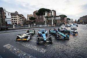 Formula E Ultime notizie La Formula E in esclusiva su Mediaset per i prossimi tre anni