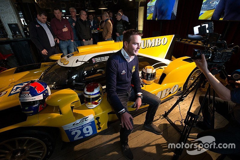 """Van der Garde enthousiast over nieuwe Dallara: """"Gaat hard de hoek om"""""""