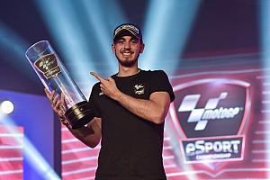 MotoGP Actualités Le MotoGP a couronné son premier Champion eSport!