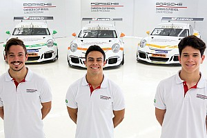 Porsche Últimas notícias Porsche define vencedores de Porsche Carrera Cup Junior Program
