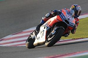 MotoGP Prove libere Losail, Libere 1: Dovizioso e Valentino partono a razzo