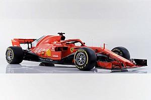 Fórmula 1 Galería Galería: Así es el nuevo Ferrari SF71H