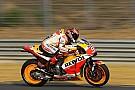 Las Honda de Márquez y Pedrosa marcan el ritmo el segundo día en Buriram