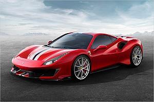 Automotive News Mega-V8: Ferrari 488 Pista