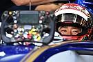 FIA F2 Objectif Super Licence pour Matsushita