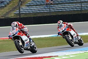 MotoGP Ultime notizie Ducati: le modifiche richieste da Lorenzo aiuteranno anche Dovi