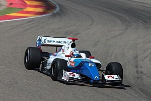 فورمولا  V8 3.5 تقرير السباق فورمولا 3.5: أورودزيف يفوز بالسباق الأوّل في أراغون