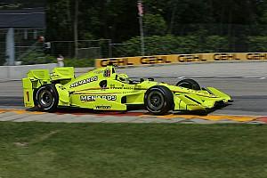 IndyCar Reporte de prácticas Pagenaud manda en la tercera práctica en Road America