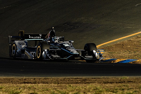 IndyCar IndyCar-Finale 2017 in Sonoma: Josef Newgarden auf Pole