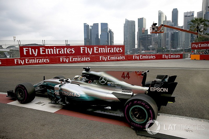 Formula 1 pertahankan sirip hiu untuk 2018