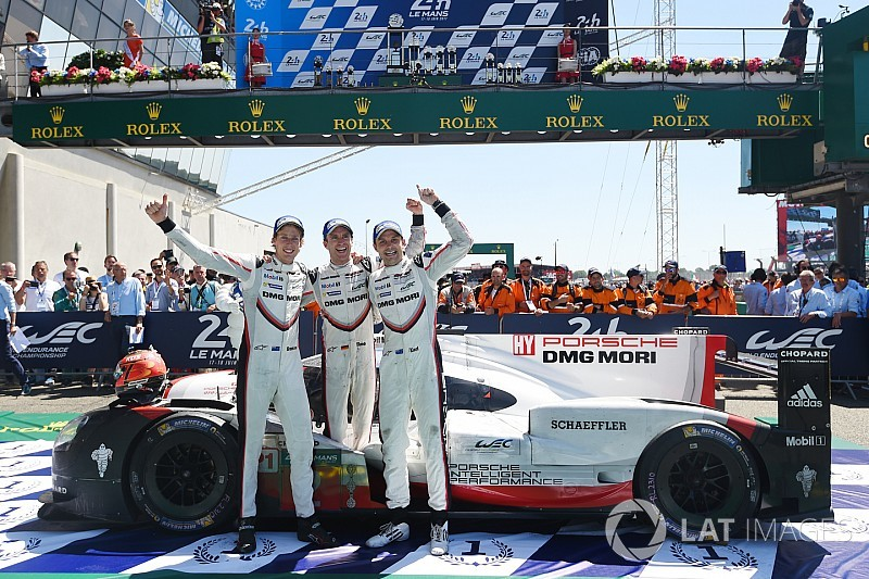 "Porsche #2 ""risked it all"" in winning Le Mans comeback"