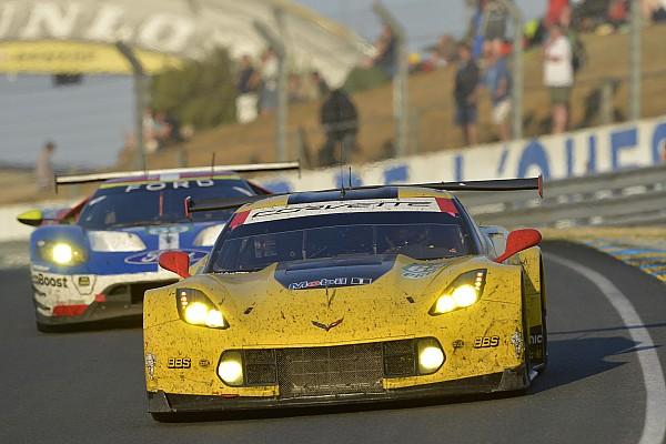 Corvette dice que no se siente mal tras pelear el triunfo hasta la última vuelta