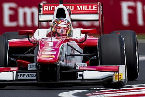 FIA F2 Últimas notícias Punido, Leclerc perde pole; Sette Câmara também é penalizado