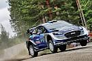 WRC Tanak arranca con todo el primer día del Rally de Finlandia