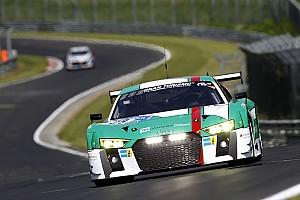 Endurance Reporte de la carrera La magia del Nordschleife protagonista en las 24h de Nurburgring