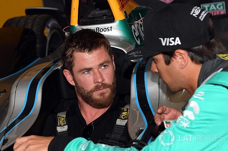 """""""Thor"""" dará la arrancada en Indy 500"""