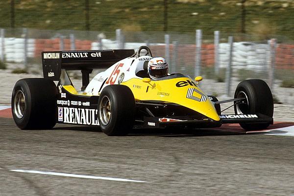 Все машины Renault в Формуле 1