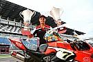 WSBK, Лаузіцринг: Девіс із виграшем у другій гонці здобув дубль