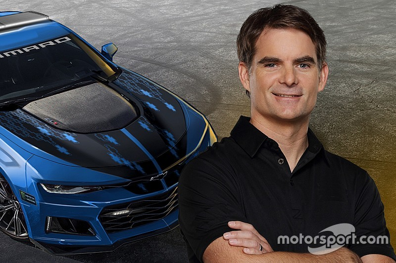 nascar 39 s jeff gordon joins fox broadcast of petit le mans. Black Bedroom Furniture Sets. Home Design Ideas